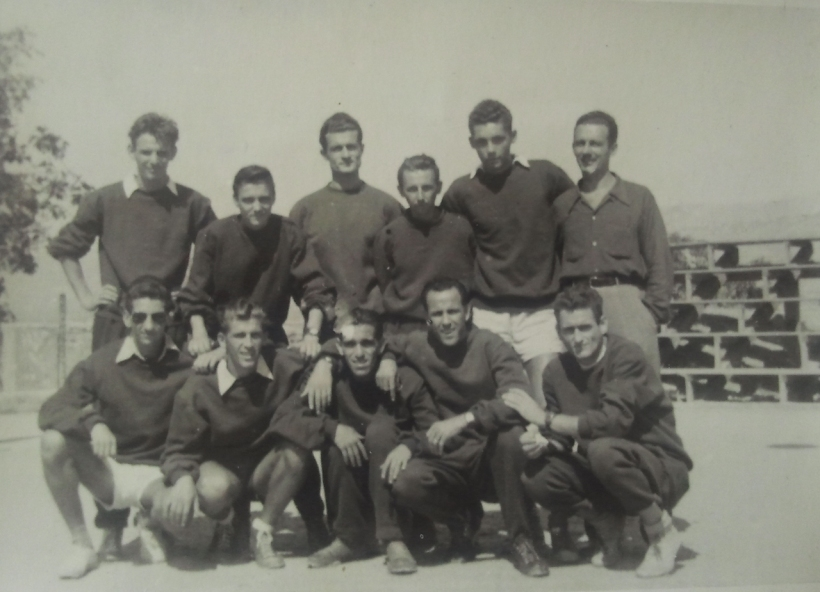 Košarkaški klub Split, settembre 1950