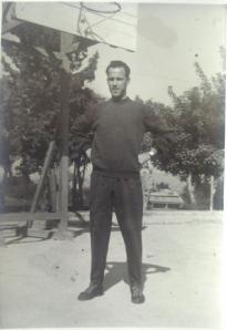 Ottone Olivieri a Spalato, settembre 1950