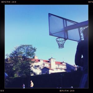Il playground dell'Ardens (foto Il Baro)