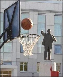 Lenin for three