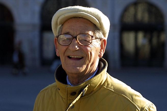 Tullio MIcol in una foto recente